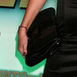 Laura Vandervoort Leather Clutch