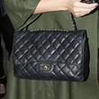 Lauren Conrad Handbags - Quilted Leather Bag