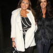 Lauren Goodger Fur Coat