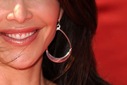 Lauren Sanchez Sterling Hoops