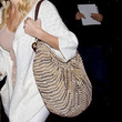 LeAnn Rimes Handbags - Metallic Hobo