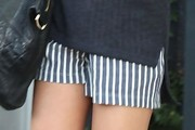 Lea Michele Dress Shorts