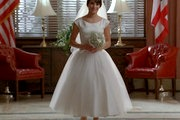 Lea Michele Wedding Dress