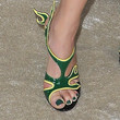 Lea Seydoux Strappy Sandals