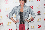 Leah LaBelle Denim Shirt