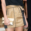 Leah Weller Clothes - Mini Skirt