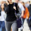 Leighton Meester Handbags - Leather Messenger Bag