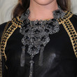 Leighton Meester Jewelry - Silver Statement Necklace