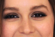 Leighton Meester Smoky Eyes