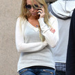 Leticia Cyrus V-neck Sweater