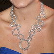 Lily Allen Silver Statement Necklace