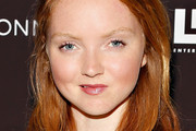 Lily Cole Medium Straight Cut