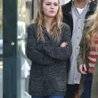 Lily-Rose Depp Clothes - Cardigan