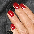 Lisa Bonet Red Nail Polish
