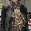 Lisa Rinna Accessories - Patterned Scarf