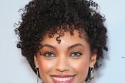 Logan Browning Short Hairstyles