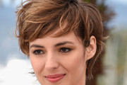Louise Bourgoin Short Hairstyles