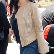 Lucy Liu Clothes - Bomber Jacket