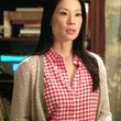 Lucy Liu Clothes - Button Down Shirt