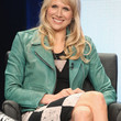 Lucy Punch Clothes - Leather Jacket