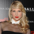 Lucy Punch Hair - Long Side Part
