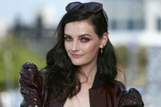 Lydia Hearst Long Hairstyles