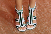 Ashley Tisdale Gladiator Heels