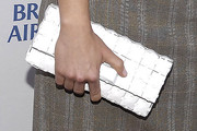 Maggie Siff Gemstone Inlaid Clutch