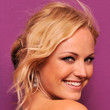 Malin Akerman Hair - Messy Updo