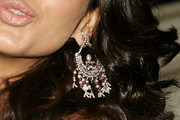 Mallika Sherawat Sterling Chandelier Earrings
