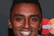 Marcus Samuelsson Short Hairstyles