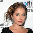 Margarita Levieva Hair - Loose Bun