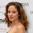 Margarita Levieva Hair - Medium Curls
