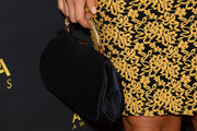 Maria Menounos Satin Purse
