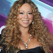 Mariah Carey Hair - Long Curls