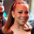 Mariah Carey Hair - Retro Hairstyle