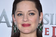 Marion Cotillard Long Hairstyles