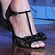 Marion Cotillard Shoes - Peep Toe Pumps
