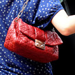 Marion Cotillard Handbags - Quilted Leather Bag