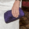 Marisa Tomei Satin Clutch