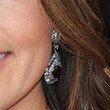 Mariska Hargitay Jewelry - Dangling Diamond Earrings