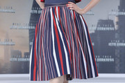 Marla Blumenblatt Knee Length Skirt