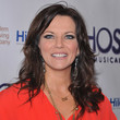 Martina Mcbride Hair - Long Wavy Cut