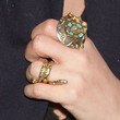 Mary-Kate Olsen Gemstone Ring