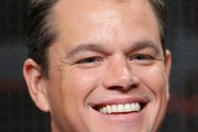 Matt Damon Spiked Hair