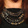 Maya Rudolph Beaded Statement Necklace
