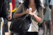 Megan Fox Oversized Satchel
