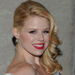Megan Hilty Hair - Side Sweep