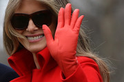 Melania Trump Gloves