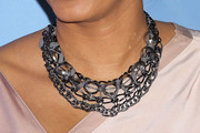 Melanie Brown Layered Sterling Necklace